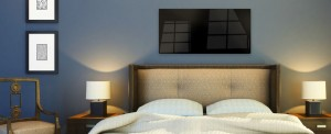 glass bedroom heating panel