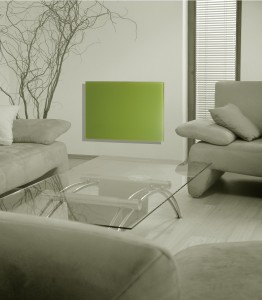 infrared radiant heating panel